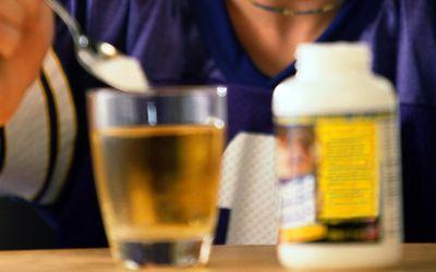 Sports Supplement L-Glutamine
