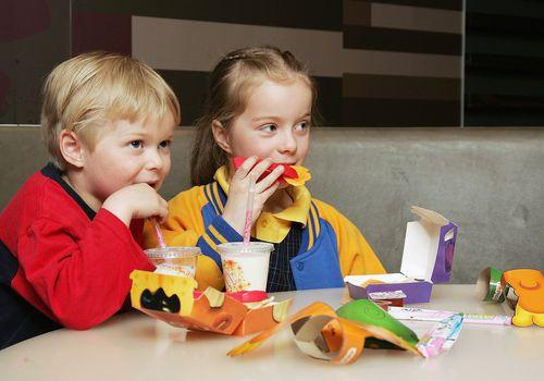kids fast food