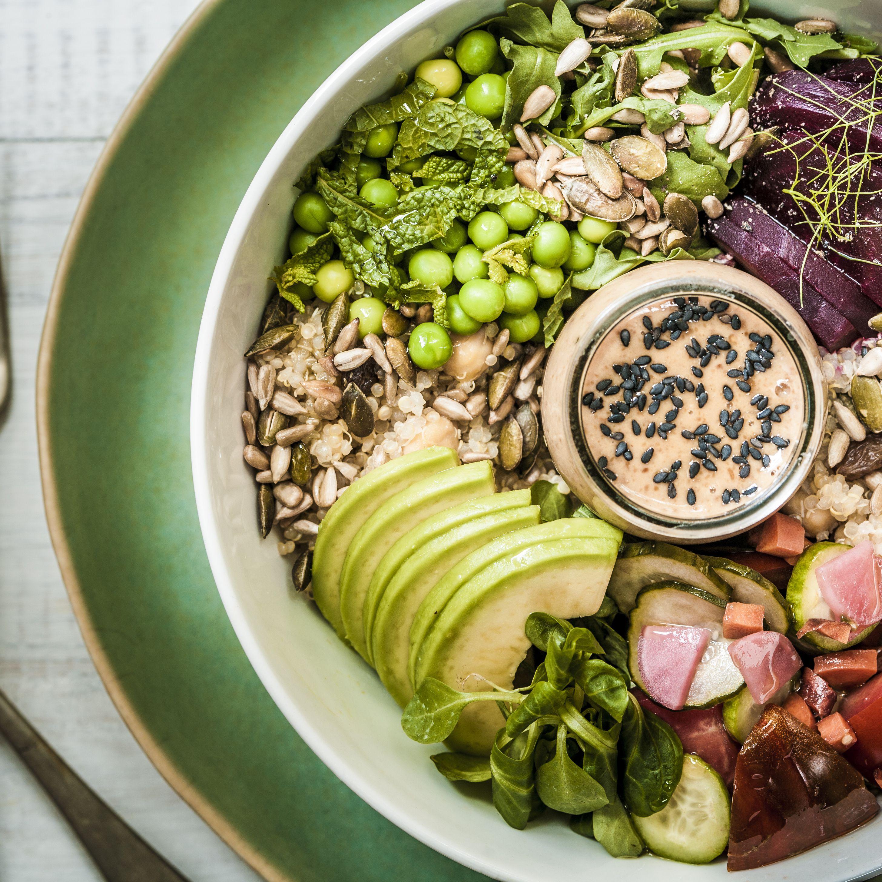 One Week Sample Vegan Meal Plan