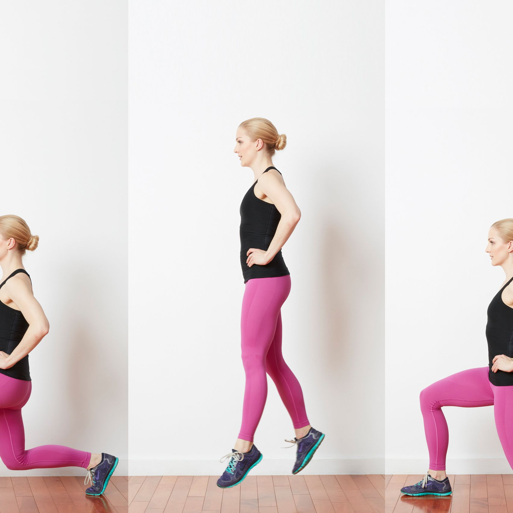 Reduce Belly Fat With This Calorie-Burning, Total-Body Workout