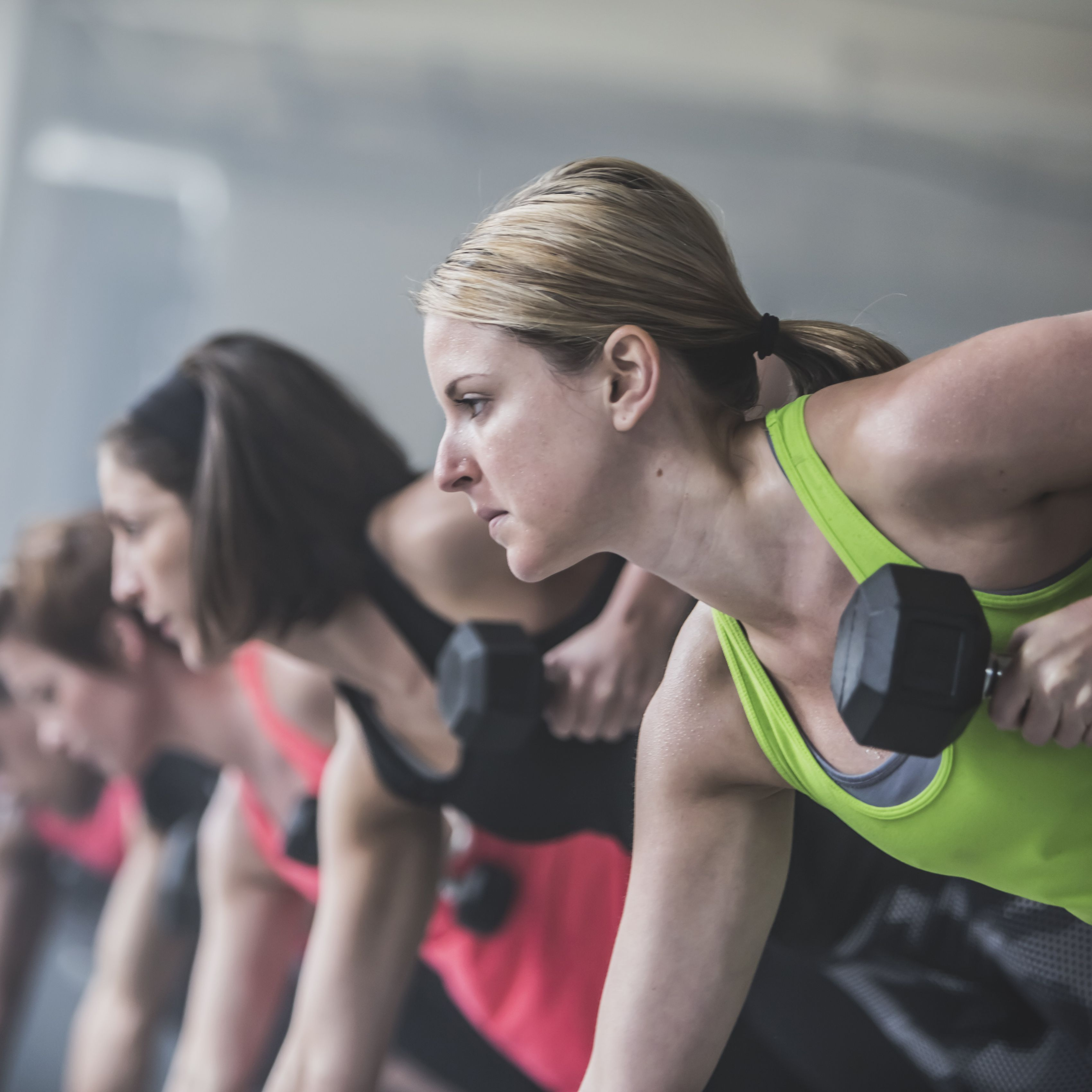 Strength Training for Women With Weight Loss Goals