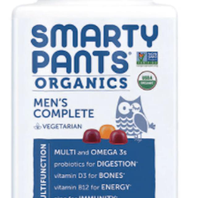 SmartyPants Organics Completo para hombre