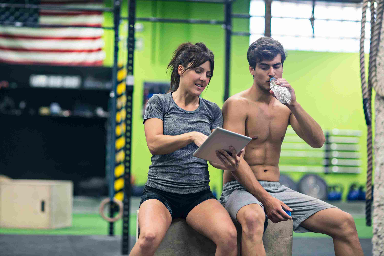 Aplicaciones CrossFit