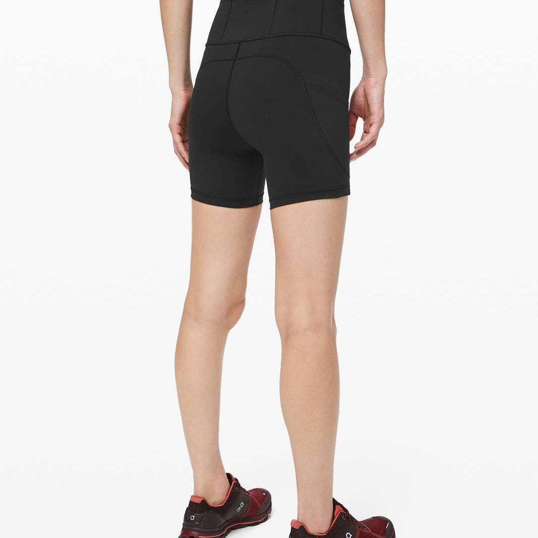 Lululemon Fast and Free Shorts