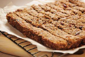 Make homemade protein bars