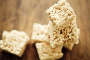 gluten-free crispy rice treats