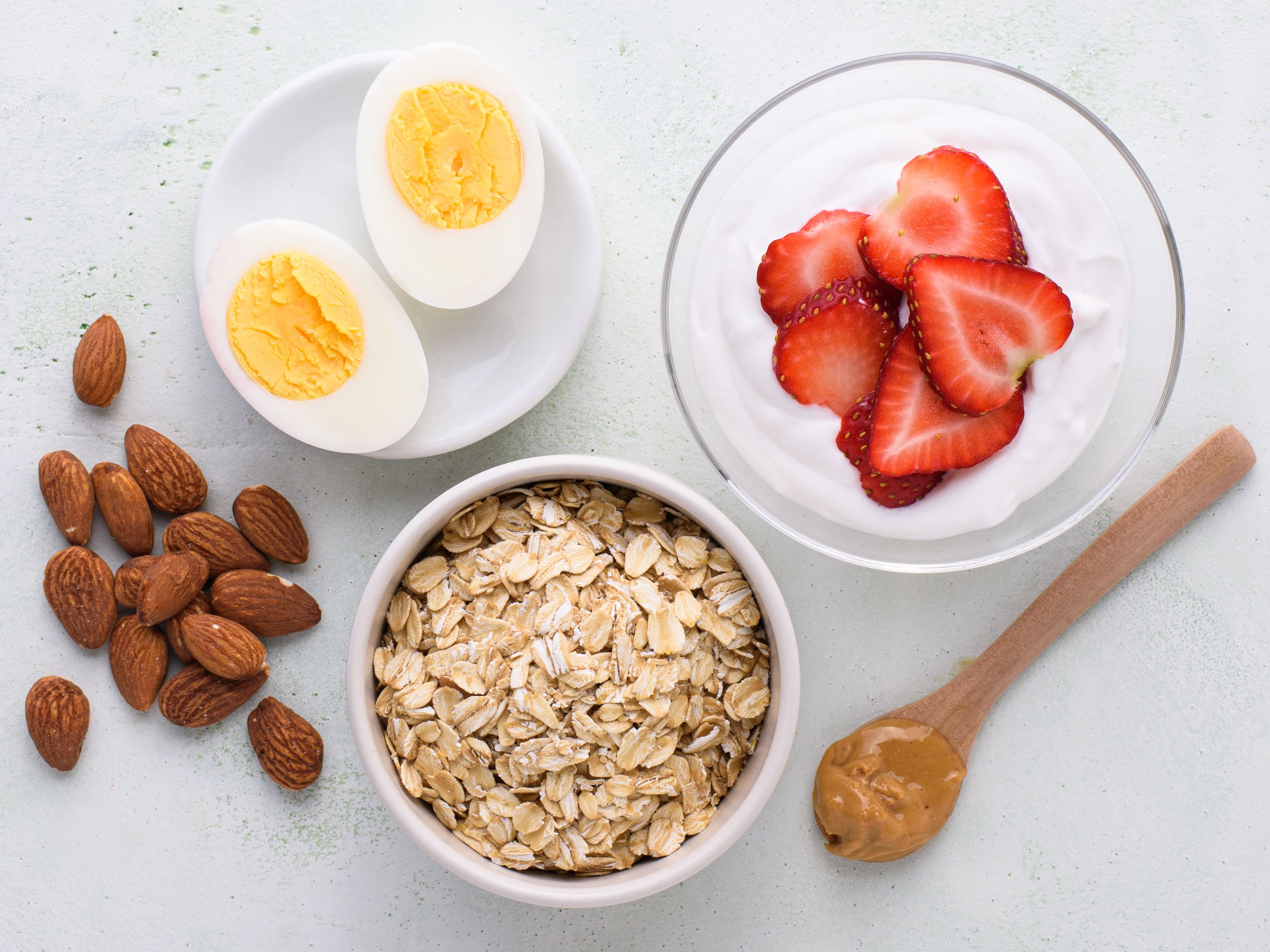 what are some common diets that runners follow