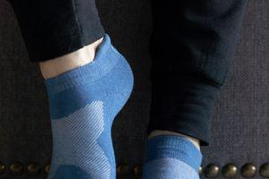 Asics Cushion Low-Cut Socks