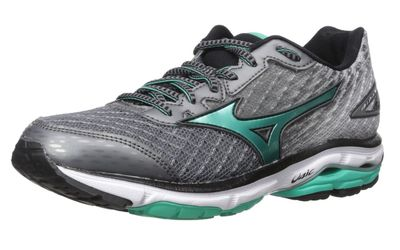 5819ec6f8 Mizuno Wave Rider Is a Cushioned Shoe with Great Features for Walkers
