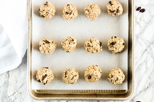 Oatmeal Raisin Cookie Snack Bites