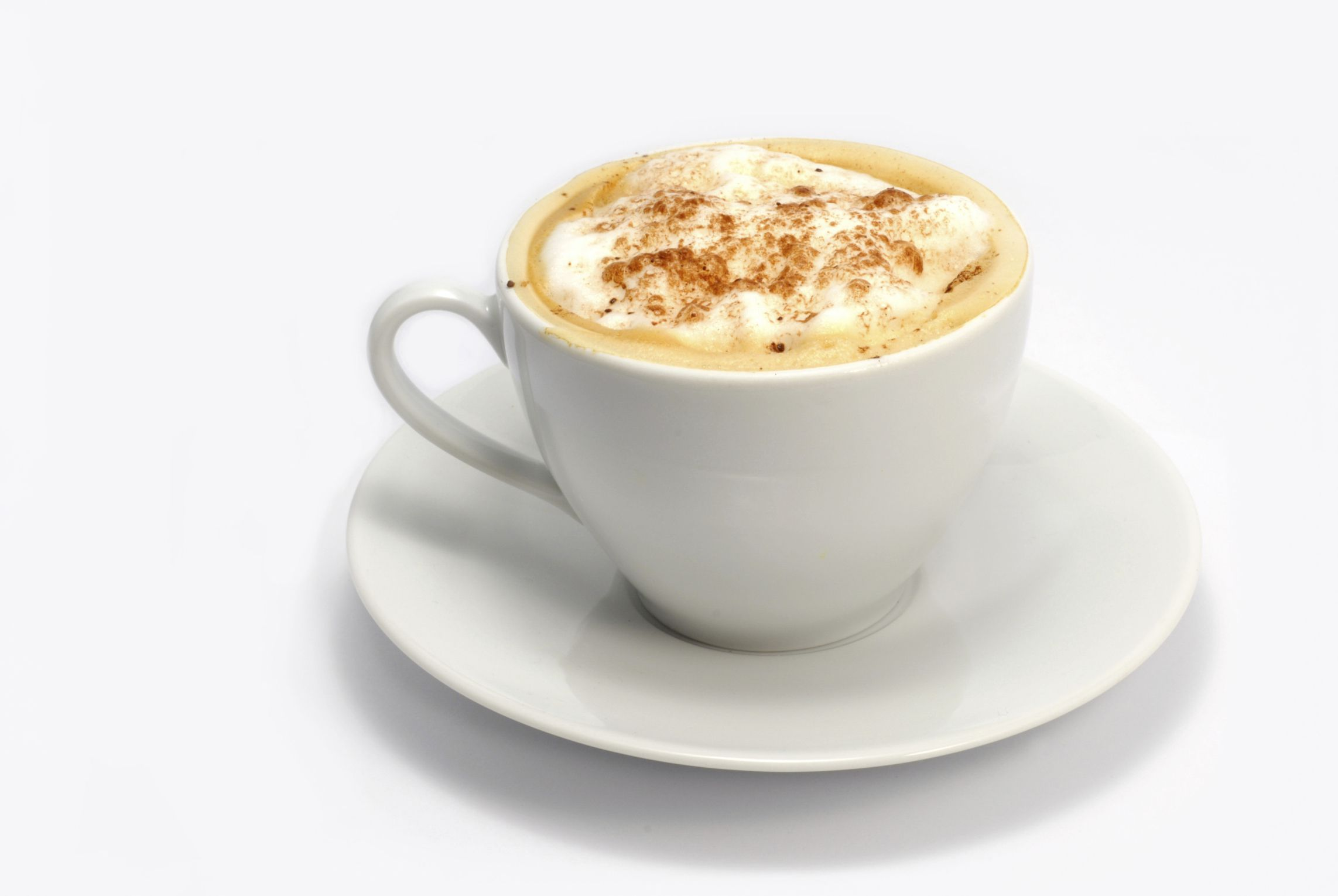 Cup of coffee/cappuccino
