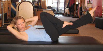 Pilates Mat Exercise