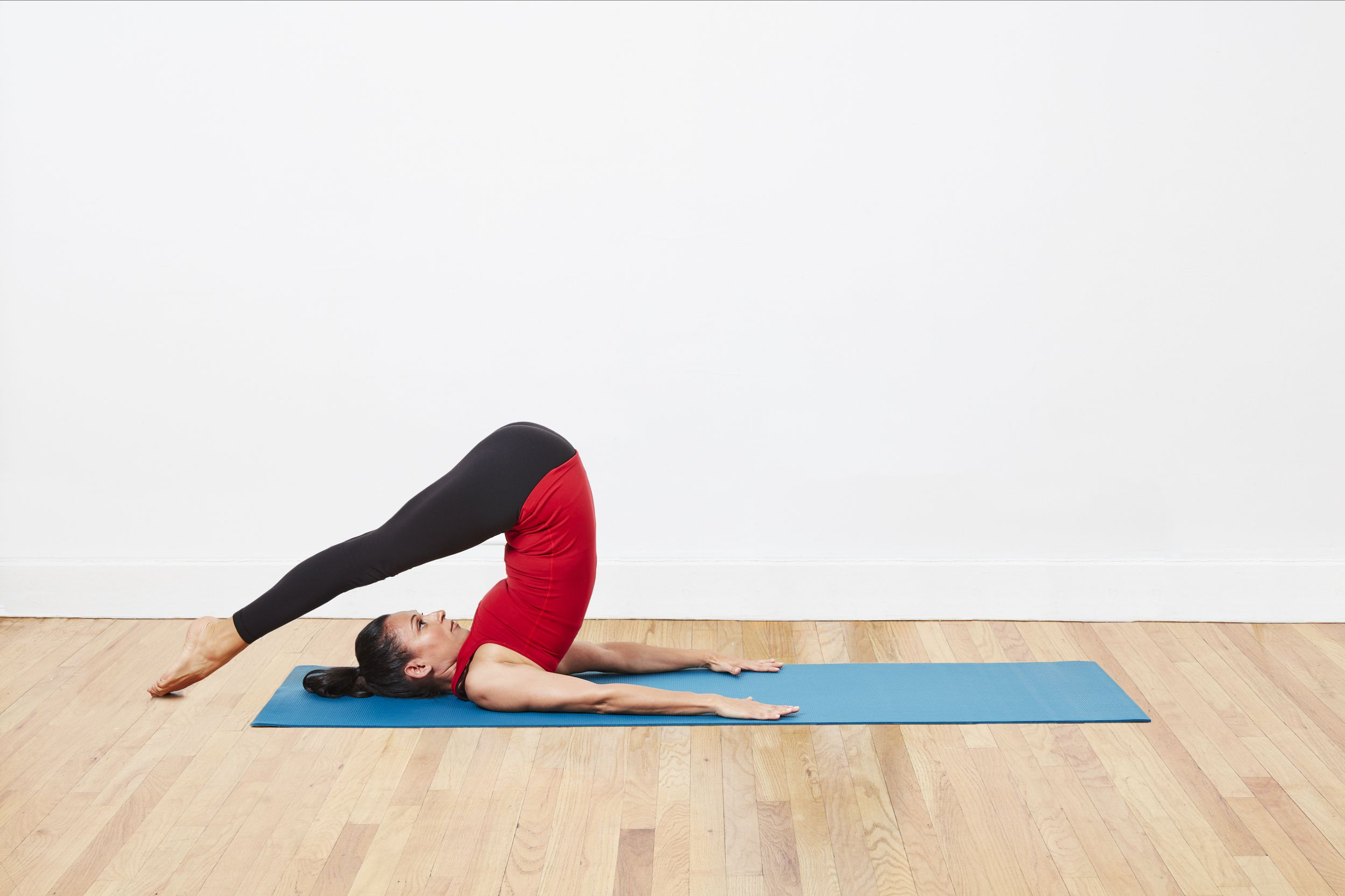 How To Do The Roll Over In Pilates
