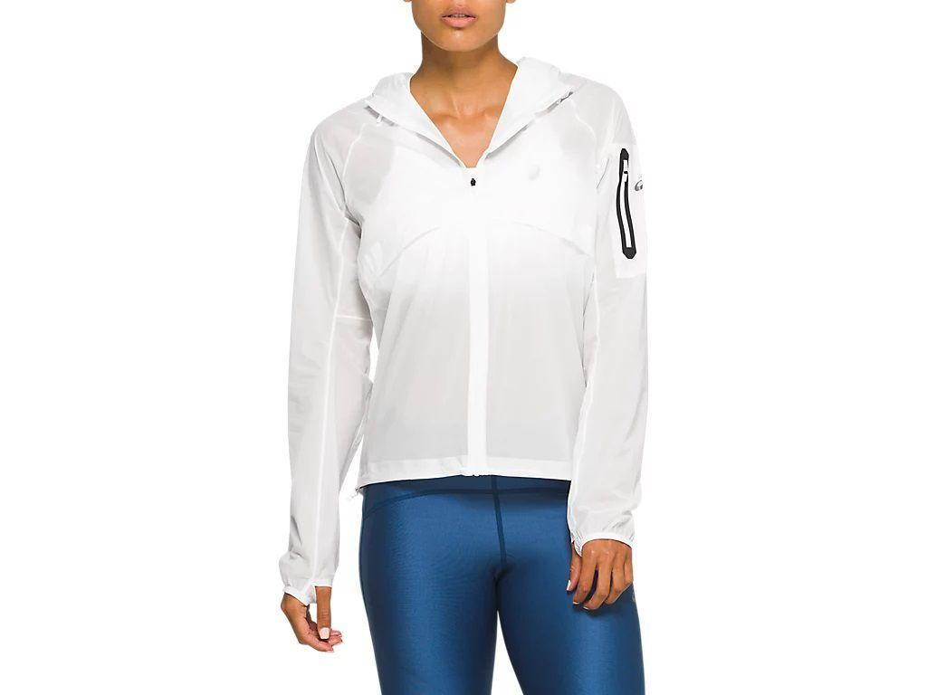 ASICS Women's Metarun Waterproof Jacket