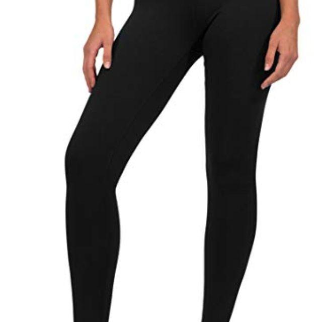 058af1b6c9847 90 Degree By Reflex High Waist Fleece-Lined Leggings