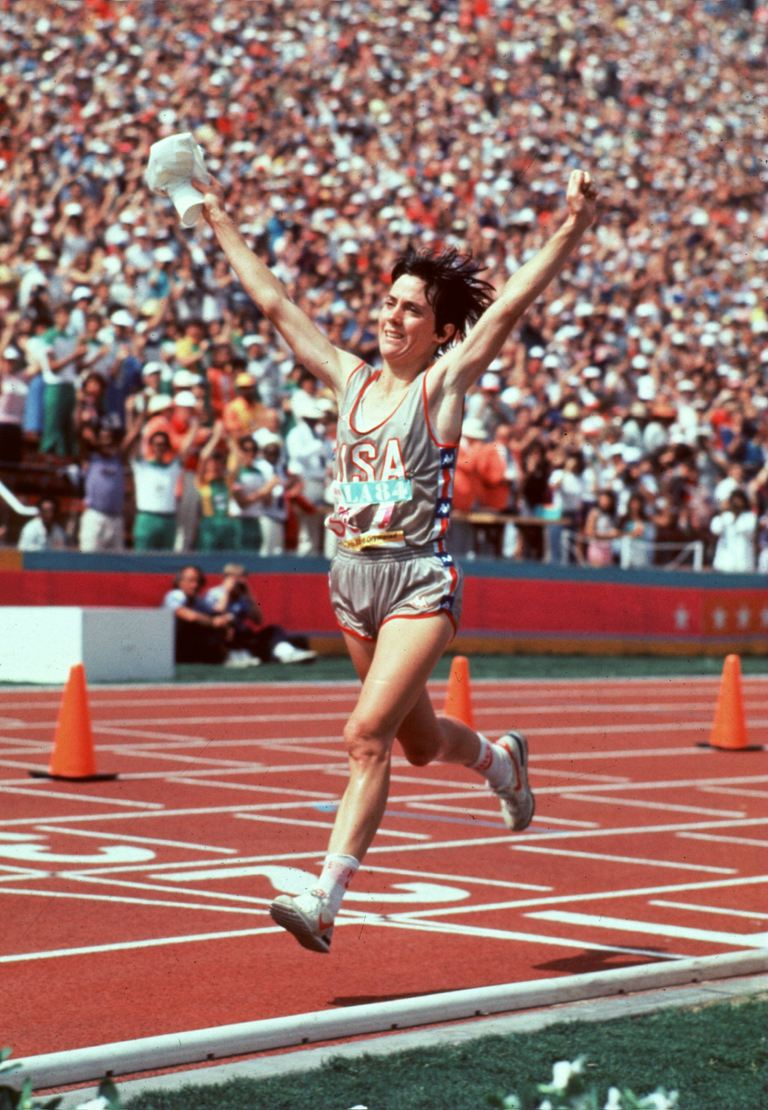 Running Quotes From Joan Benoit Samuelson