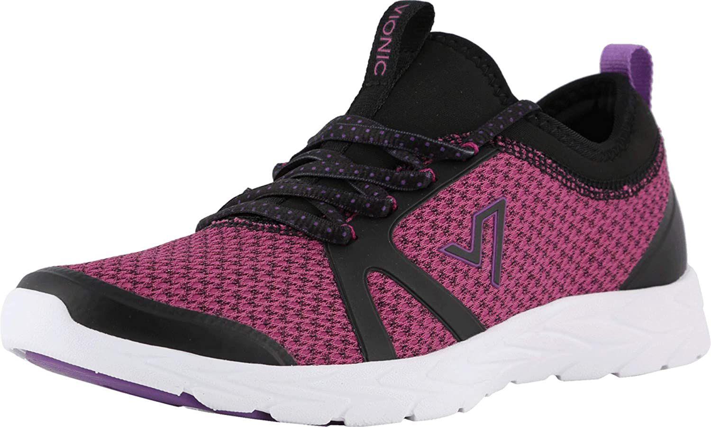 Vionic Women's Brisk Alma Lace-up Sneakers