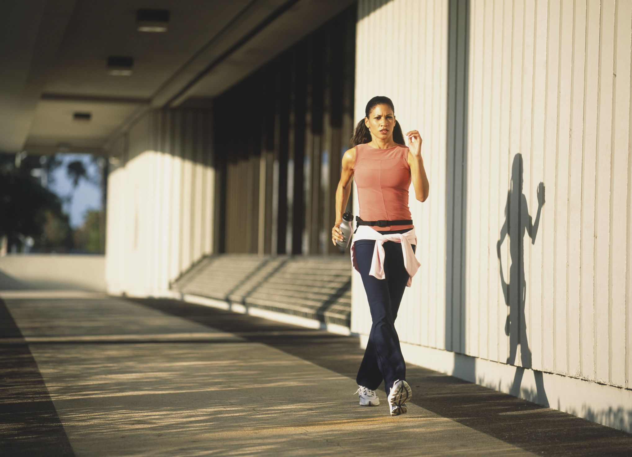 How to Burn Fat With a Walking Workout