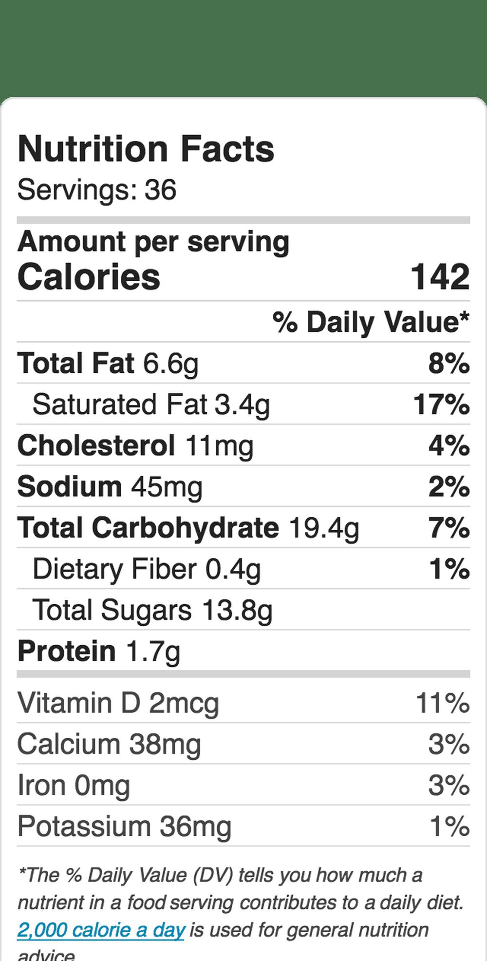 Nutrition Label Embed 1575160646 5B7Cf0C7C9E77C008217Dedf
