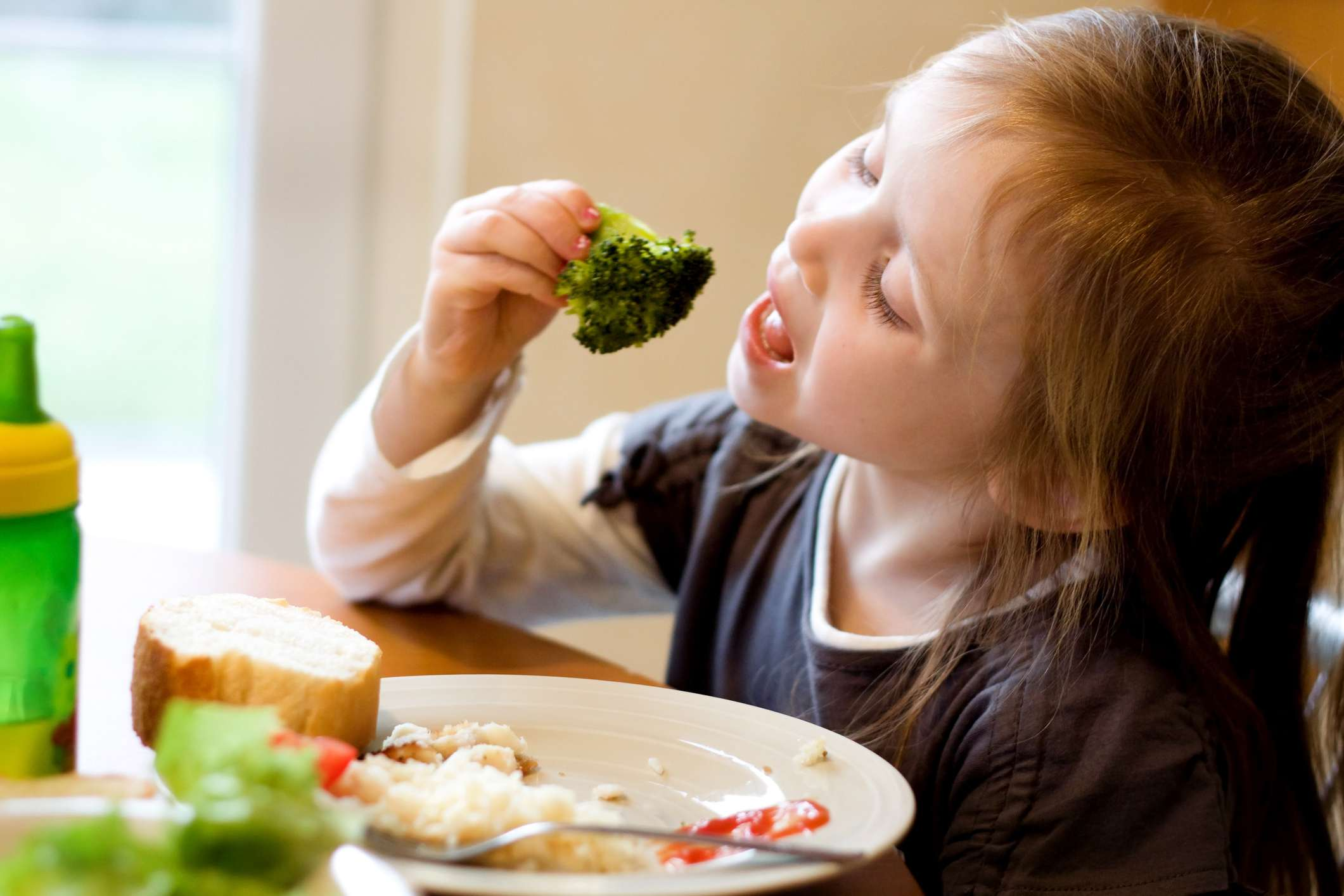 How Many Calories Do Kids Need Each Day