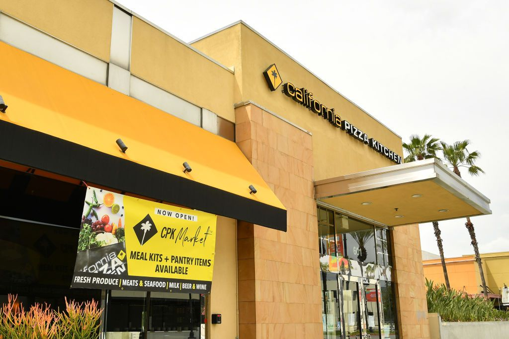 California Pizza Kitchen Nutrition Facts Healthy Menu Choices For Every Diet