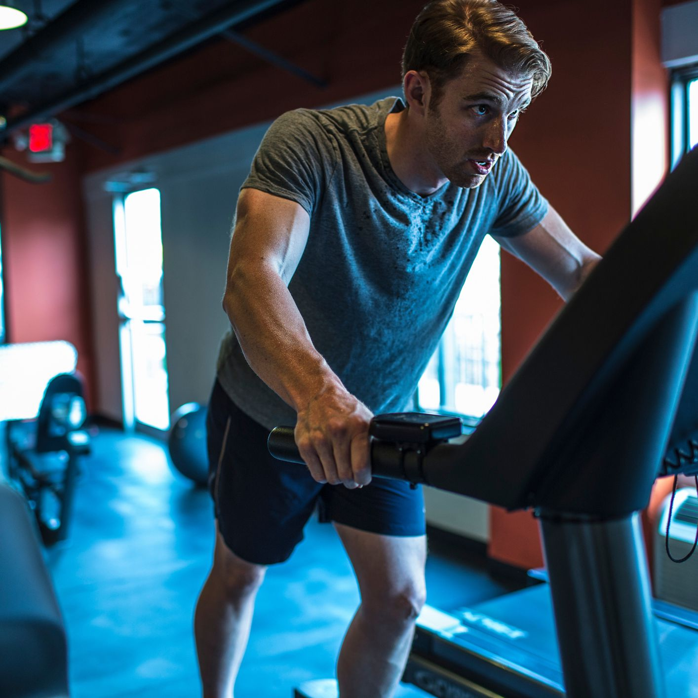 Avoid Feeling Dizzy When Getting Off the Treadmill