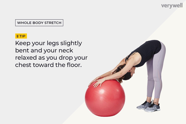 Whole Body Stretch