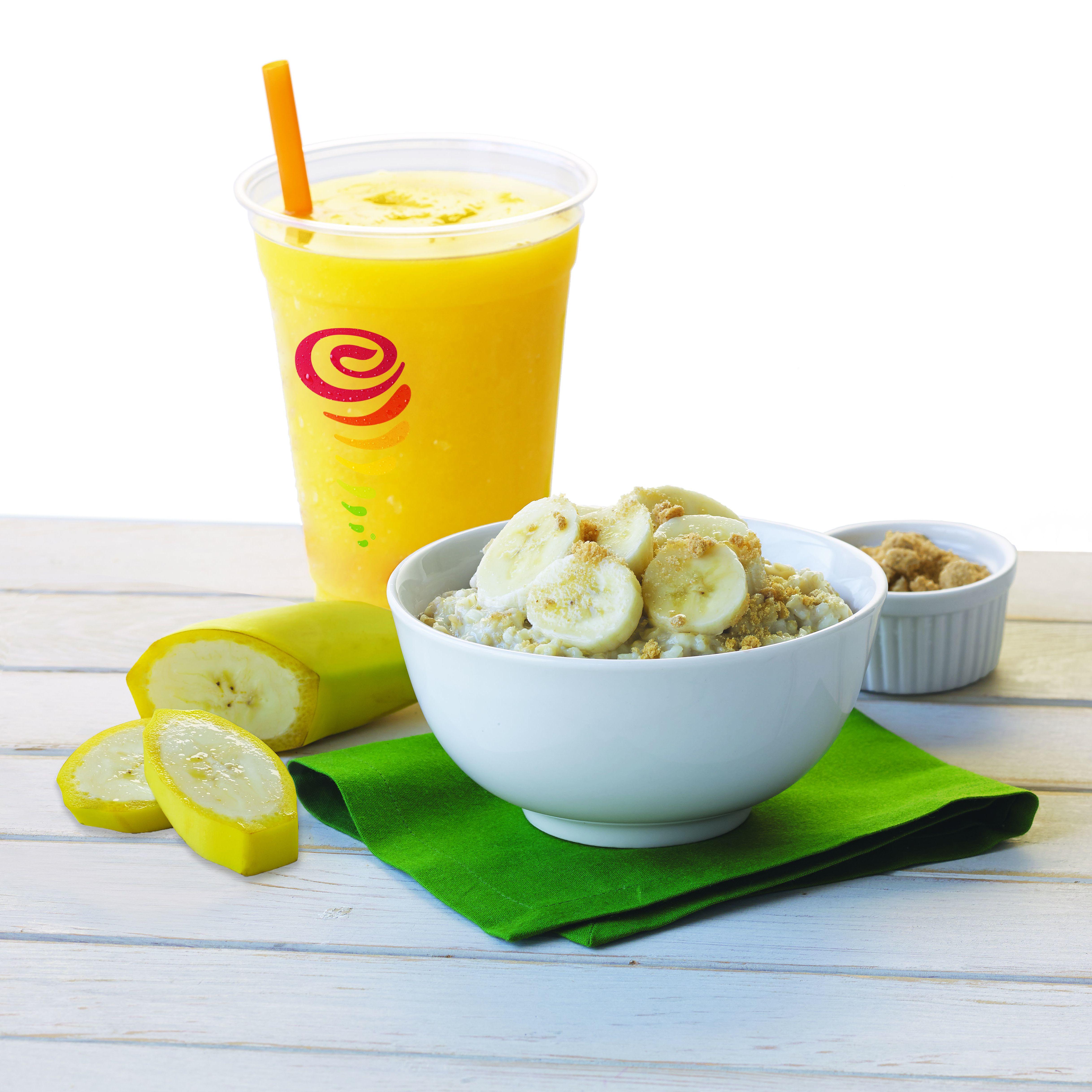 Jamba Juice Nutrition: Healthy Menu