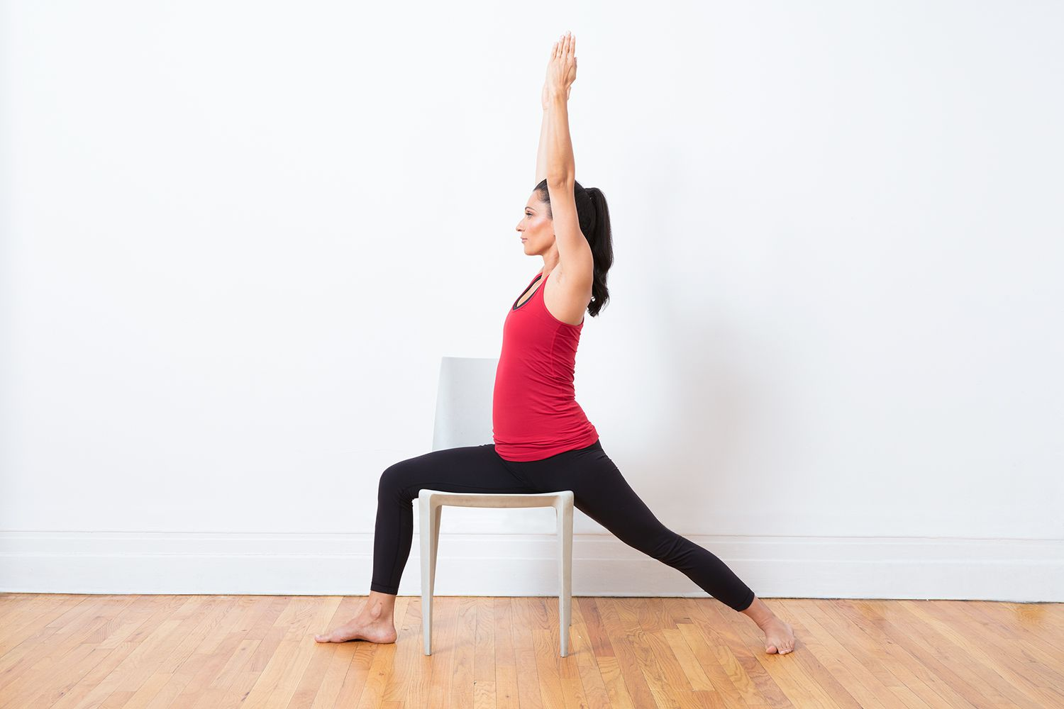 10 Chair Yoga Poses for Home Practice