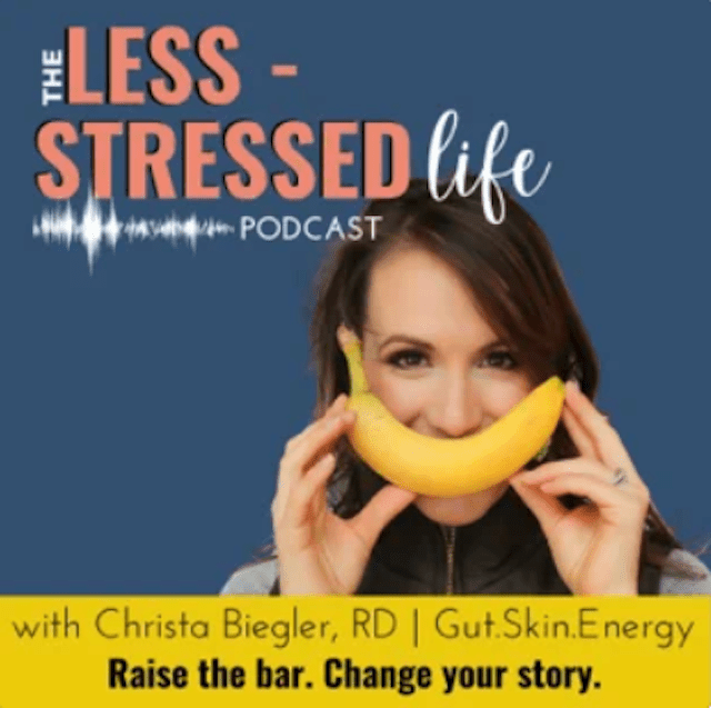 The Less-Stressed Life Podcast