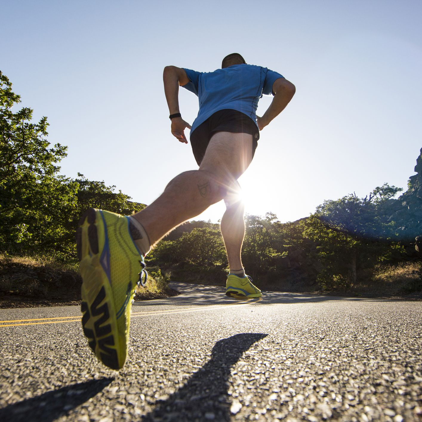 Burn More Calories With This HIIT Sprint Interval Workout