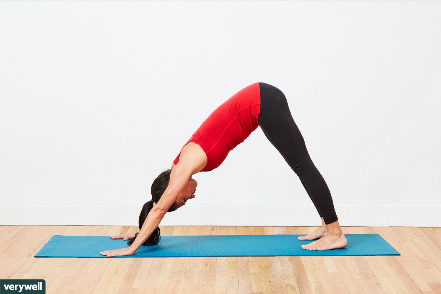 Flow Sequence of Classic Standing Poses