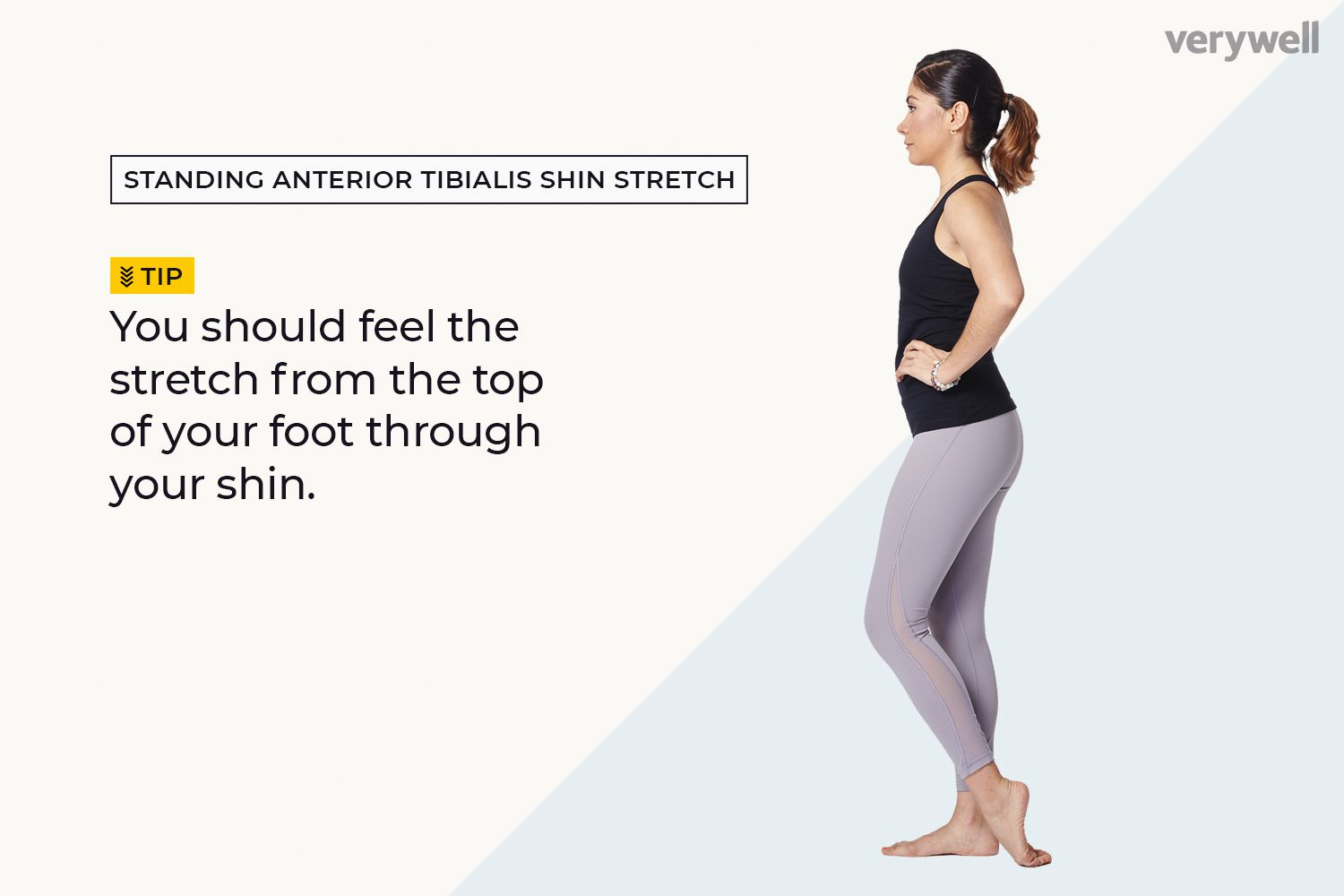 Stretch Your Anterior Tibialis to Prevent Shin Pain
