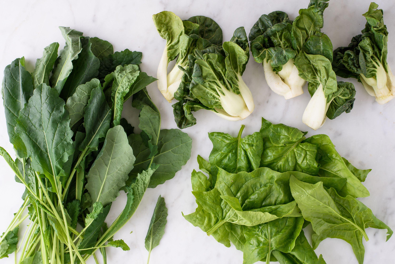 Health Benefits of Dark Leafy Green Vegetables