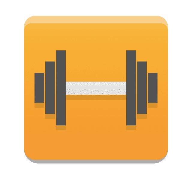 Registro de entrenamiento simple
