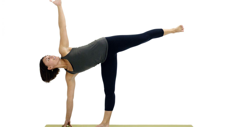 Yoga Positions Intermediate