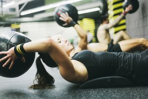 HIIT workouts are easy to do at home and get your heart pumping.
