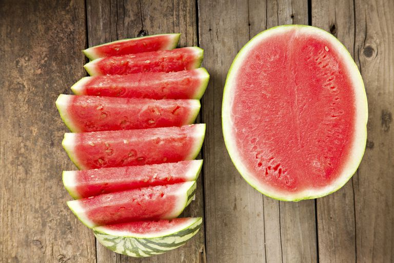 watermelon is good for your skin