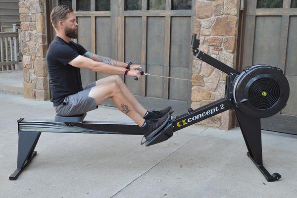 Concept2 Model E Indoor Rowing Machine