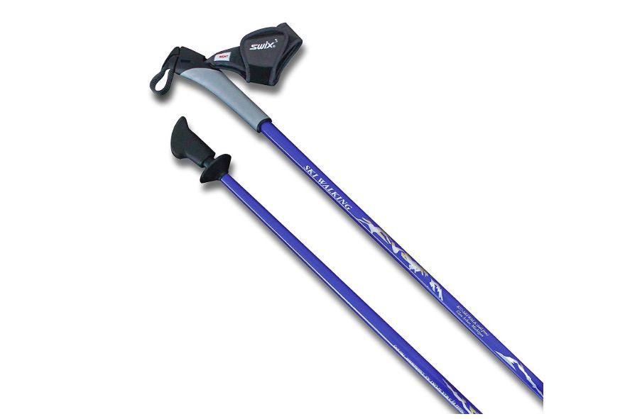 CLEEBOURG Nordic Walking Trekking Poles Lightweight Adjustable Unisex Folding H