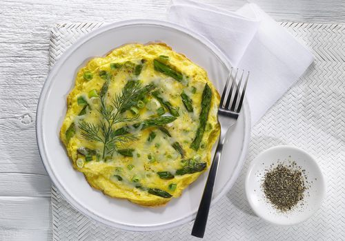 frittata breakfast