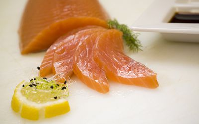 Salmon Nutrition Facts And Health Benefits
