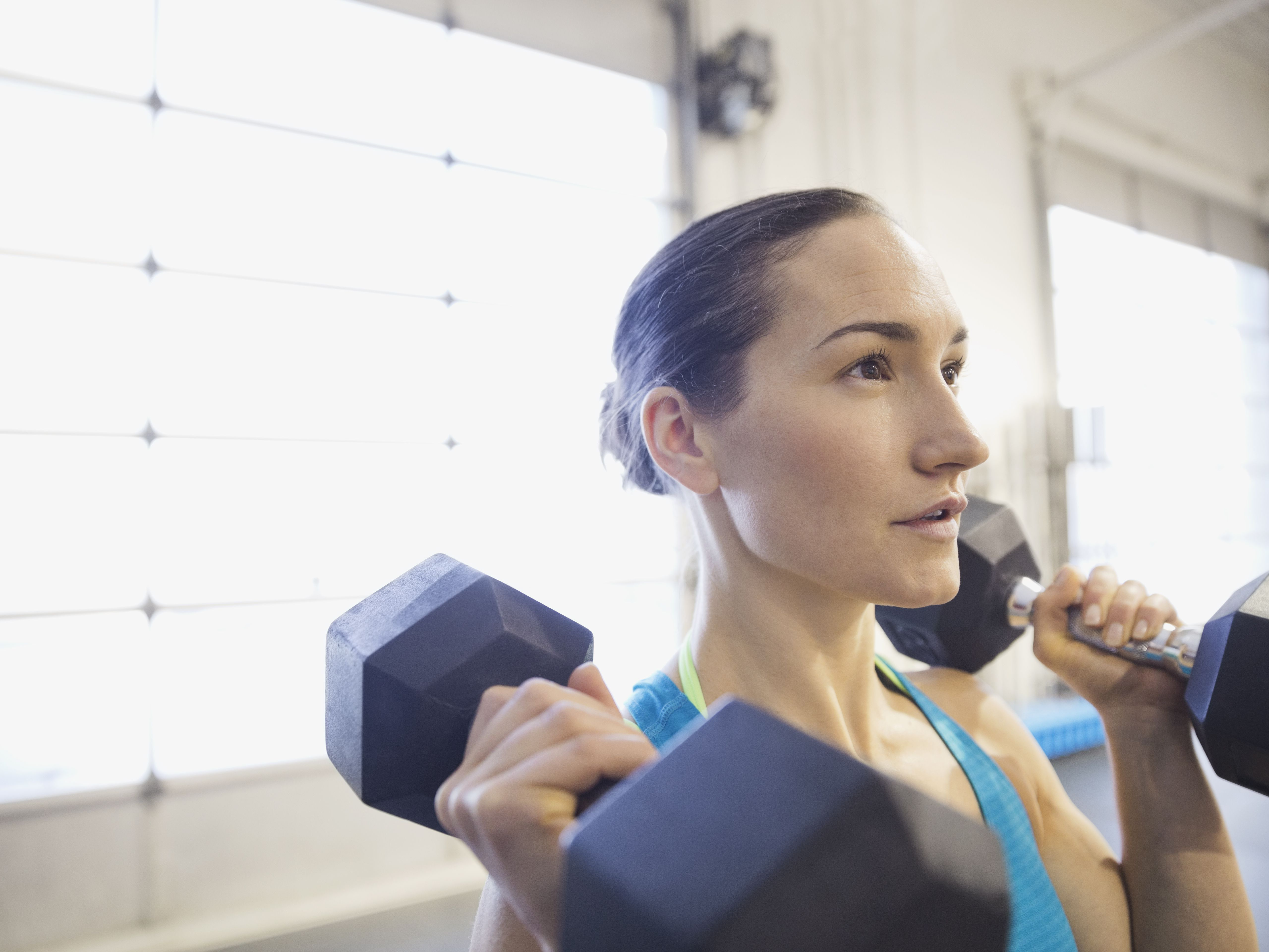 Back and Biceps Workout for Strength and Lean Muscle