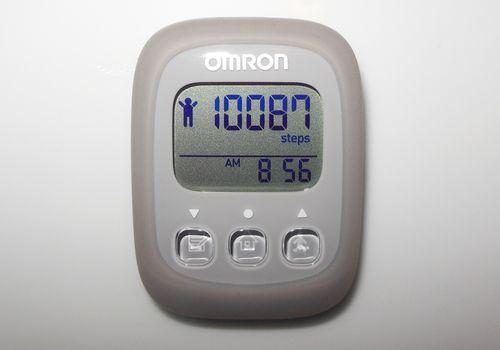 Omron Alvita Ultimate HJ-329 Podómetro