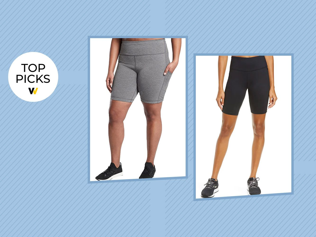 Apostle Fitness Running Shorts with Phone Pocket