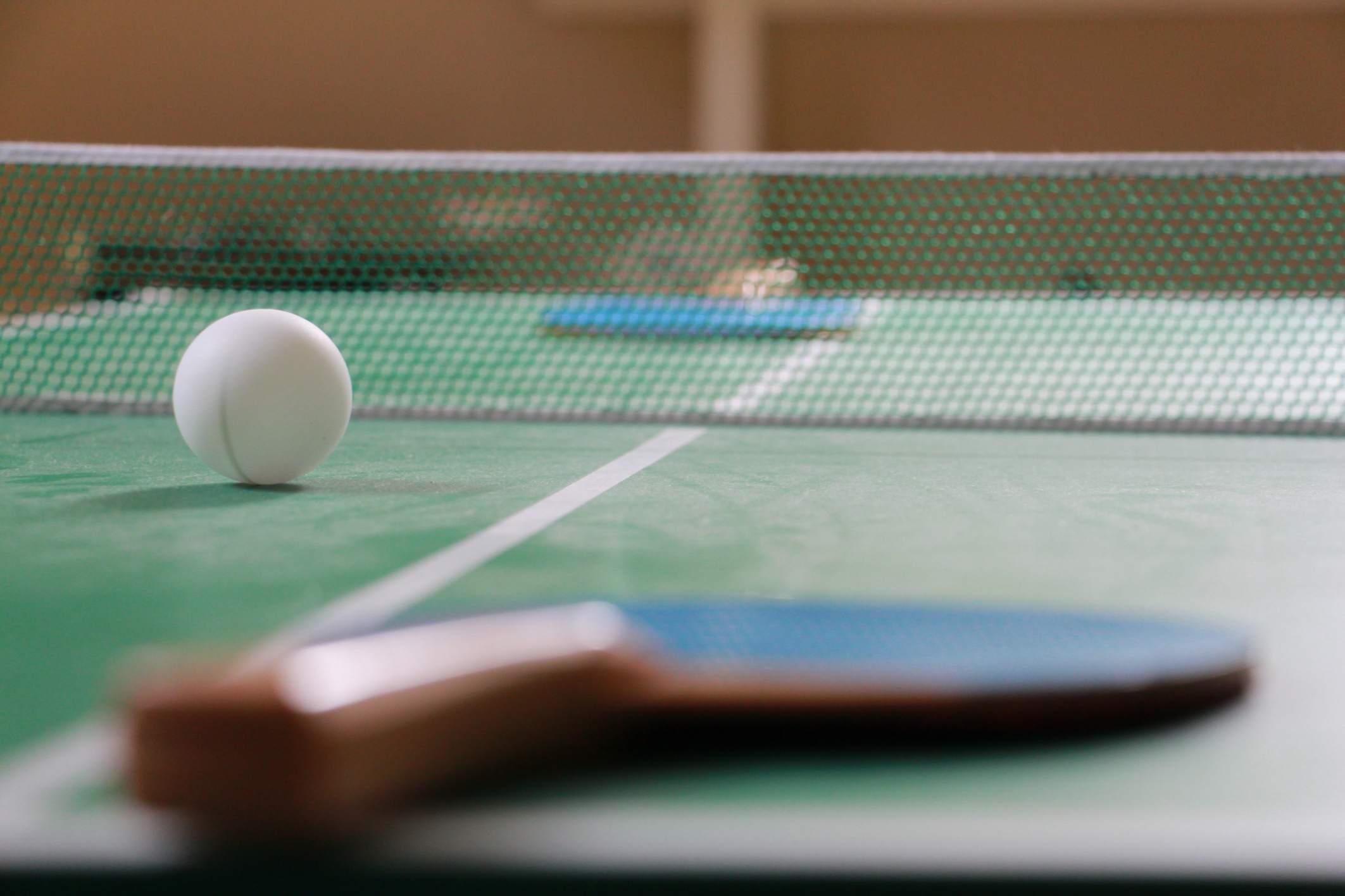 calorías quemadas jugando ping pong