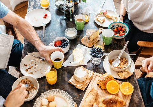Desayuno extendido