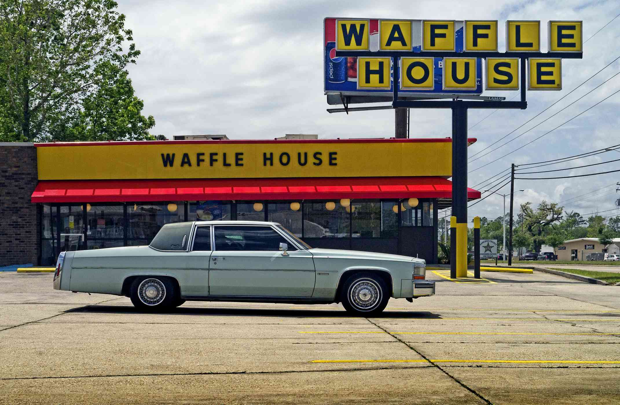picture of waffle house