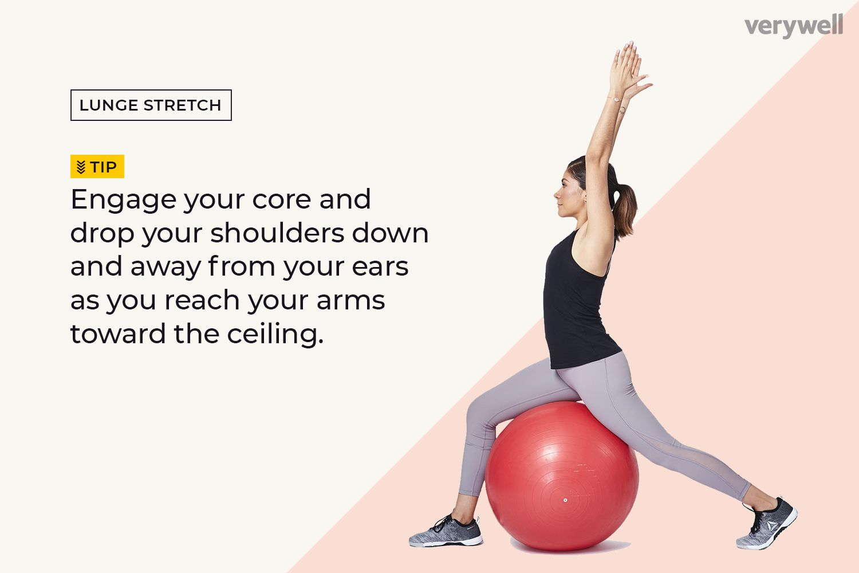Lunge Stretch