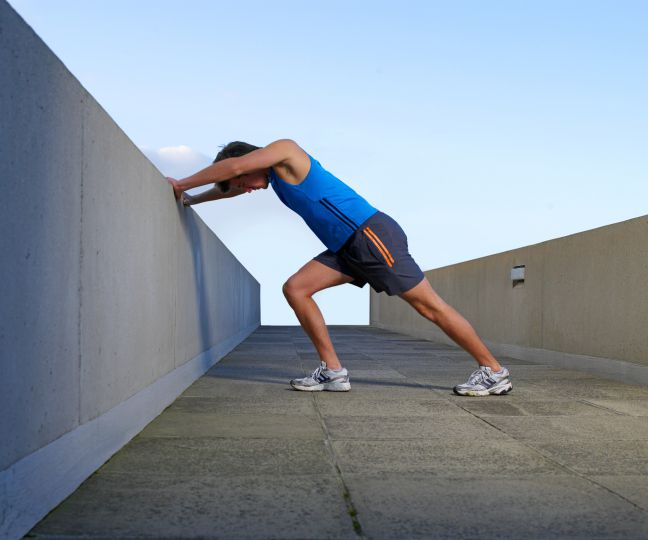 Calf Stretch for Runners